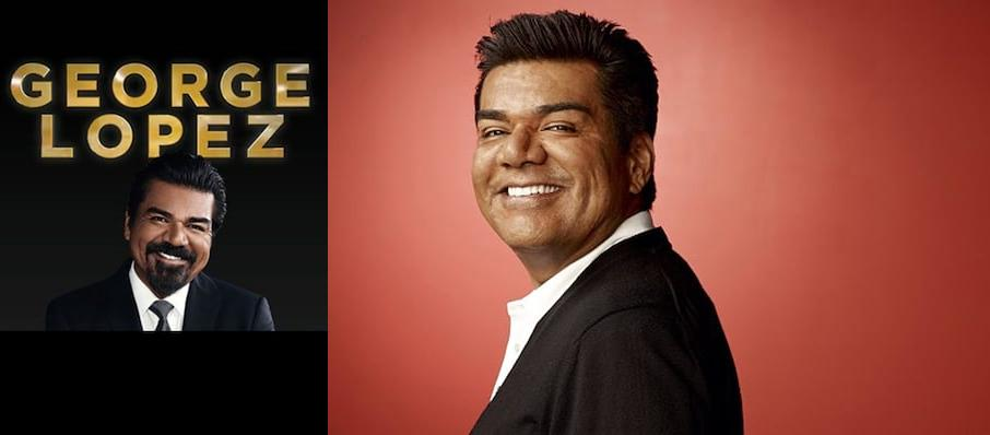 George Lopez at Saroyan Theatre