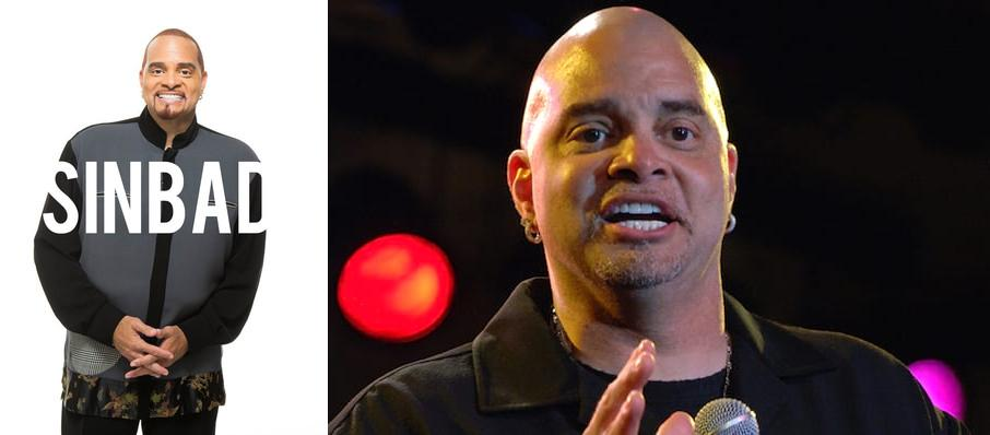 Sinbad at Fox Theatre