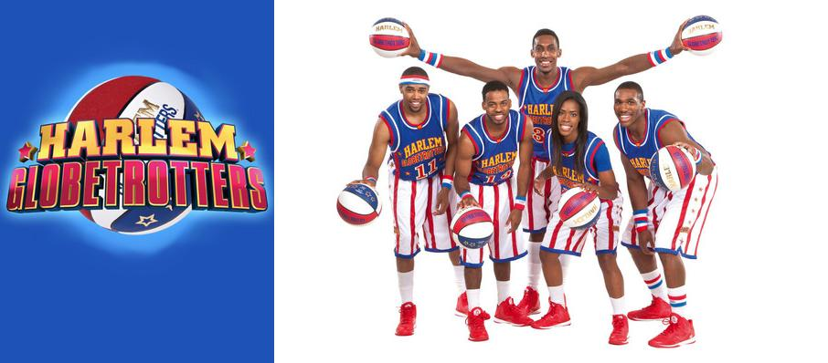 The Harlem Globetrotters at Save Mart Center