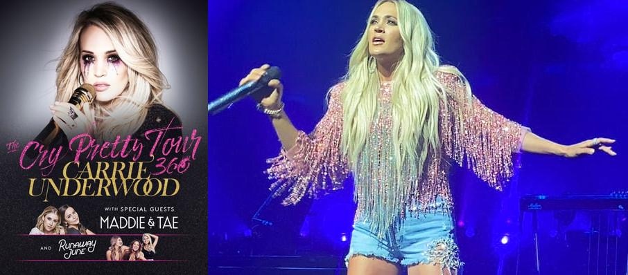 Carrie Underwood at Save Mart Center