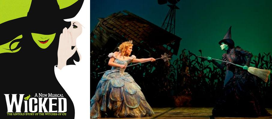 Wicked at Saroyan Theatre