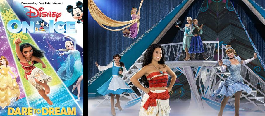 Disney On Ice: Dare To Dream at Selland Arena