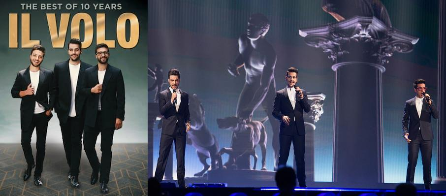 Il Volo at Saroyan Theatre