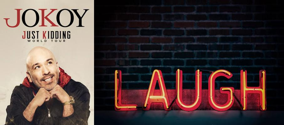 Jo Koy at Saroyan Theatre