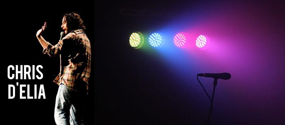 Chris D'Elia at Warnors Theater