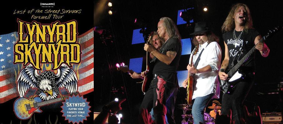 Lynyrd Skynyrd at Save Mart Center
