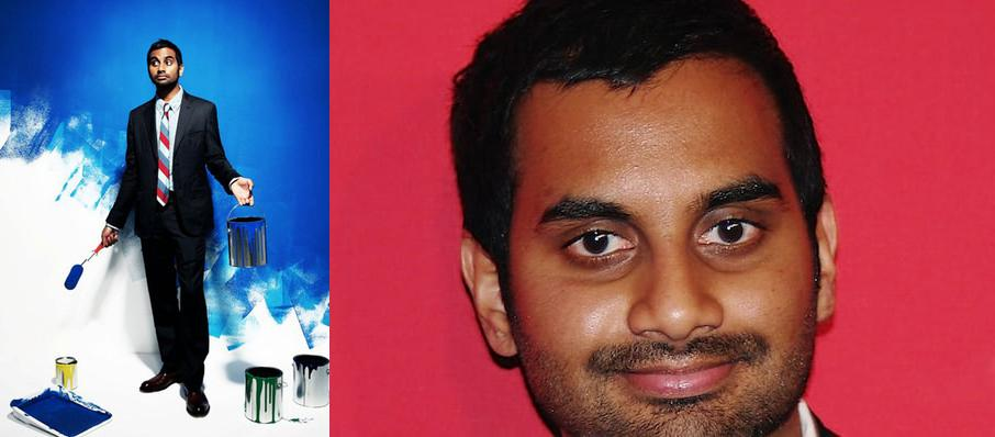 Aziz Ansari at Warnors Theater