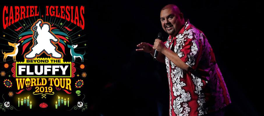 Gabriel Iglesias at Paul Paul Theater