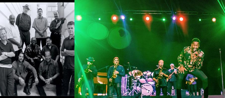 Tower of Power at Fresno Fairgrounds