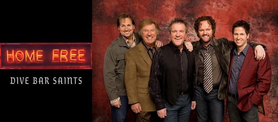 Home Free Vocal Band at Saroyan Theatre