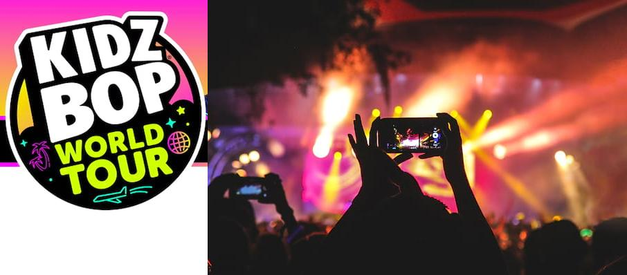 Kidz Bop Kids at Warnors Theater