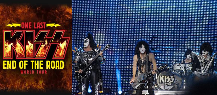 KISS at Save Mart Center