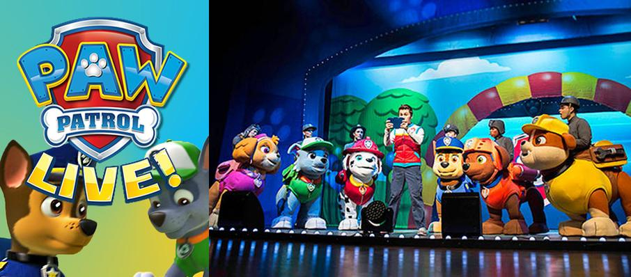 Paw Patrol at Saroyan Theatre