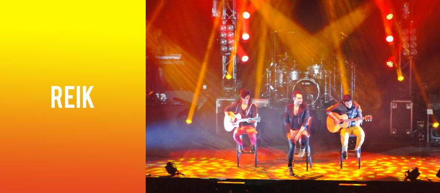 Reik at Warnors Theater