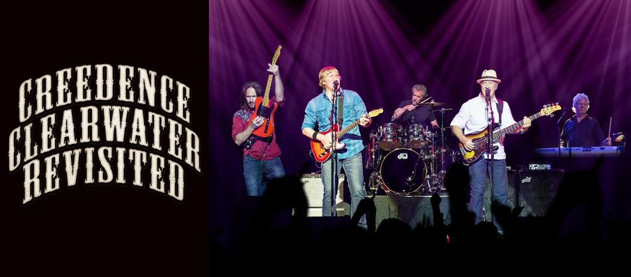 Creedence Clearwater Revisited at Fresno Fairgrounds