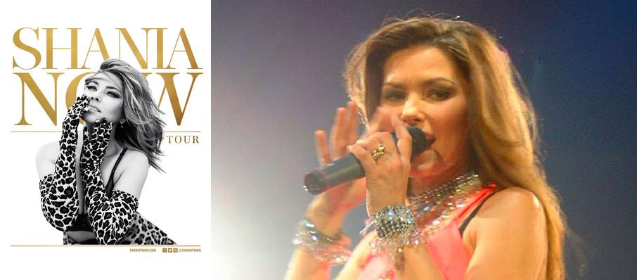 Shania Twain at Save Mart Center