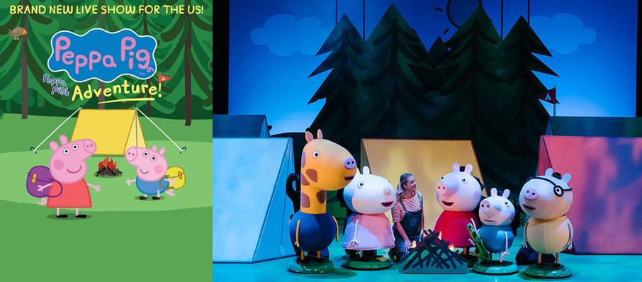 Peppa Pig Live at Warnors Theater