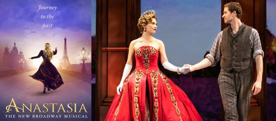 Anastasia at Saroyan Theatre