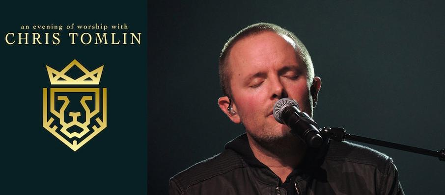 Chris Tomlin at Save Mart Center