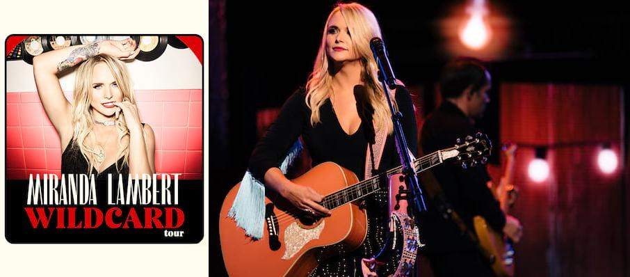 Miranda Lambert at Save Mart Center