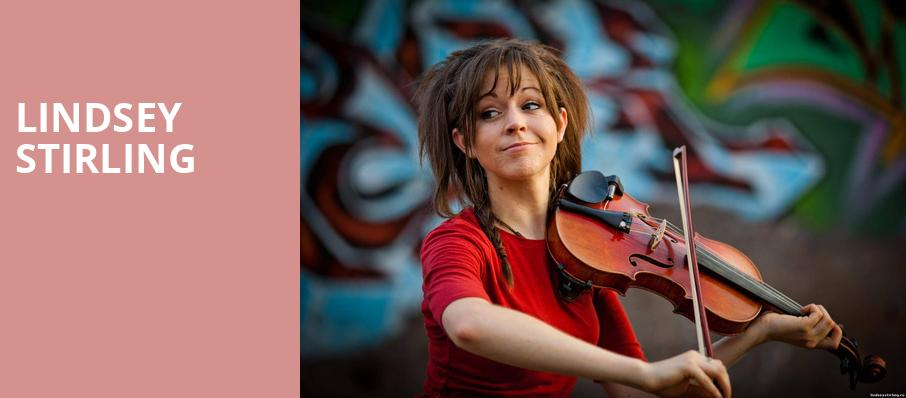 Lindsey Stirling, Warnors Theater, Fresno