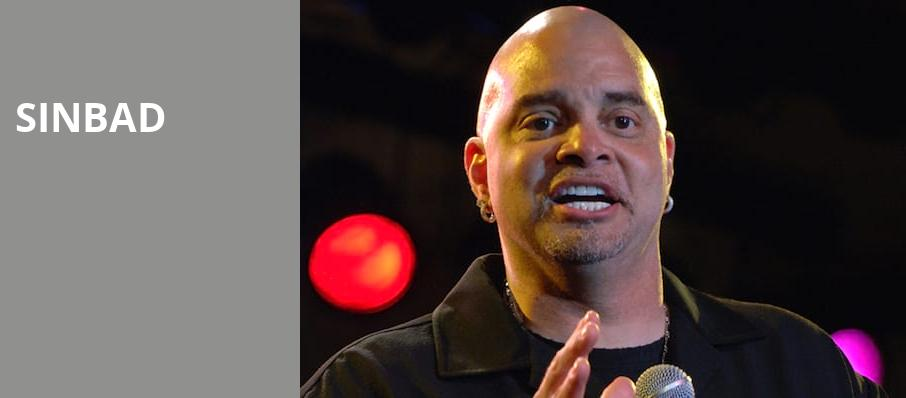 Sinbad, Fox Theatre, Fresno