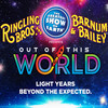 Ringling Bros And Barnum Bailey Circus, Selland Arena, Fresno