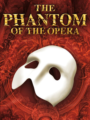 Phantom Of The Opera, Saroyan Theatre, Fresno