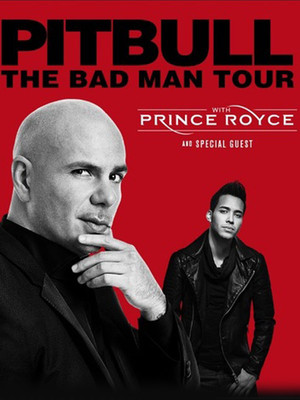 Pitbull Prince Royce, Save Mart Center, Fresno