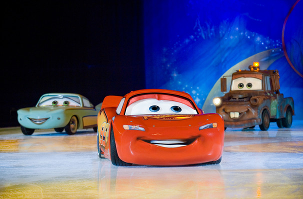 Disney On Ice: Worlds of Enchantment dates for your diary